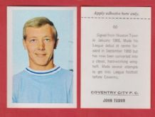 Coventry City John Tudor 60